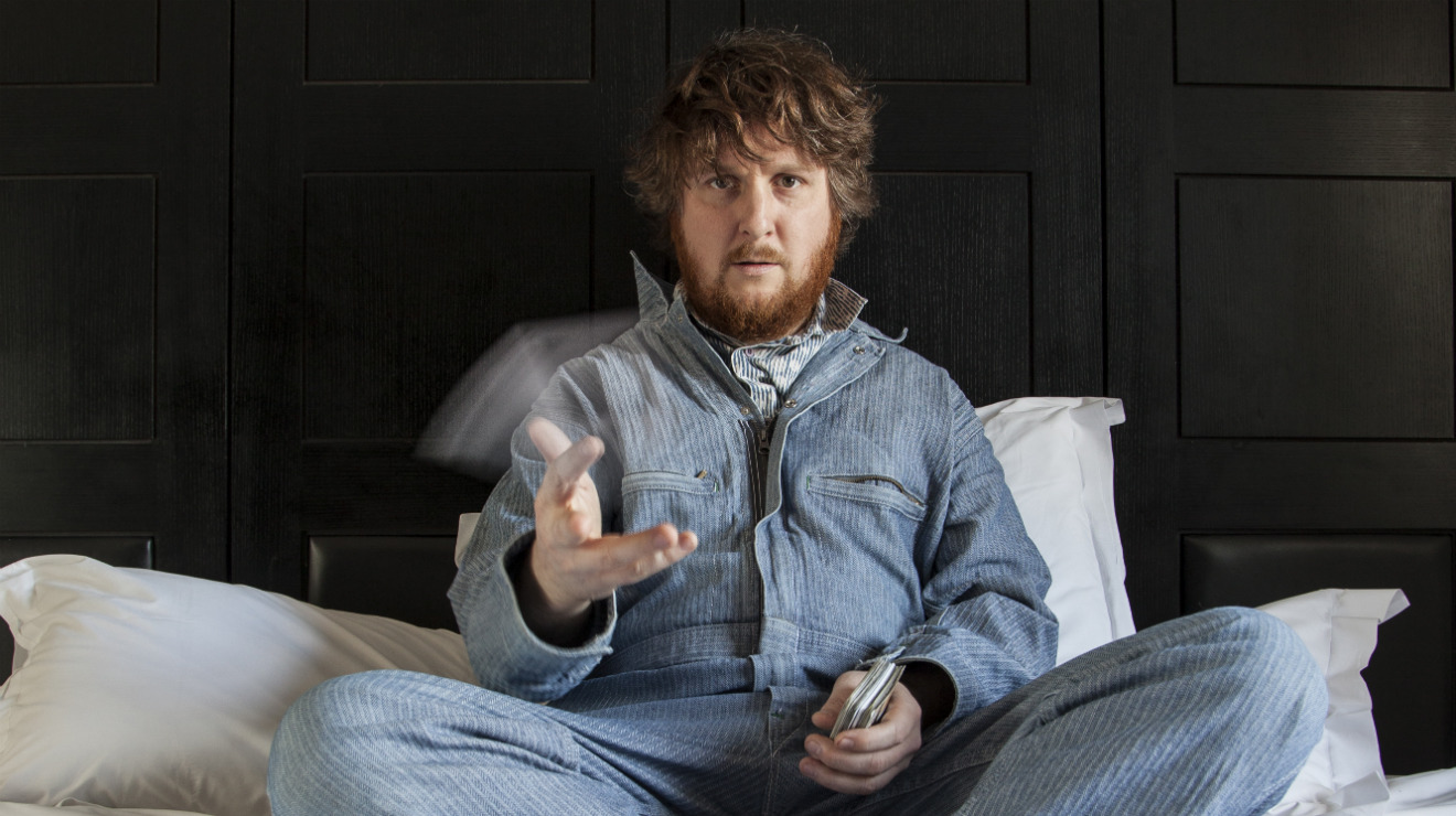 Tim Key interview