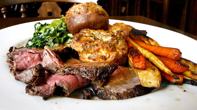 Top five Sunday roasts in Manchester