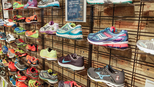 new balance shoe store near me