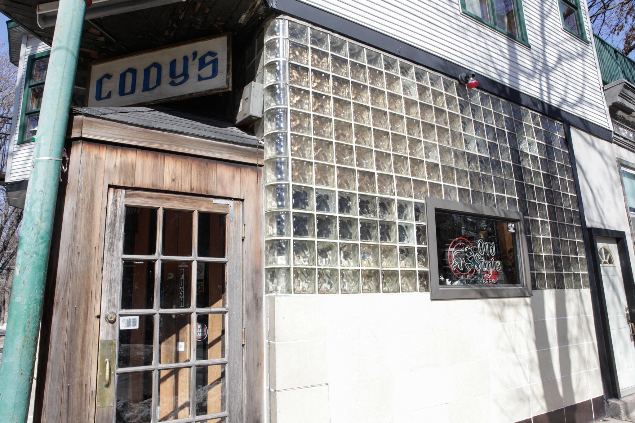 Bags and Darts at Cody's