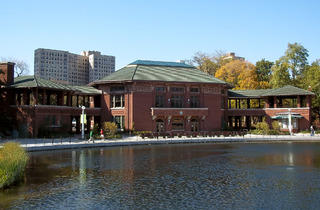 Café Brauer, Lincoln Park Zoo