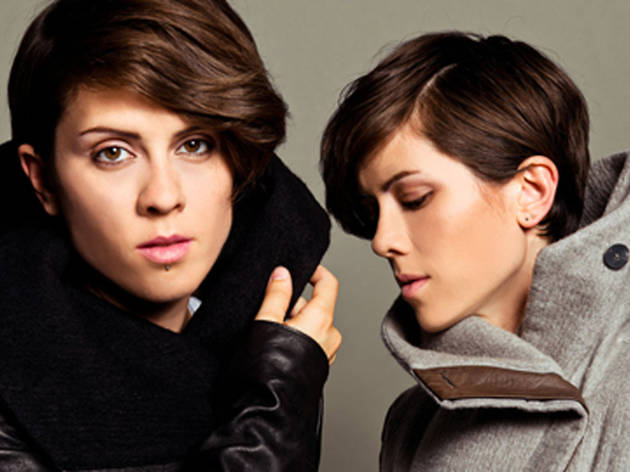 """The Chipmunk Song (Christmas Don't Be Late)"" - Tegan and Sara"