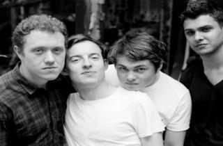 (Photograph: Courtesy Bombay Bicycle Club)