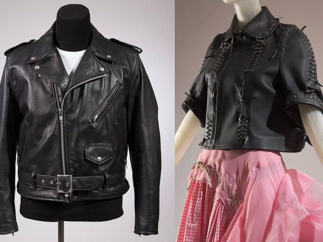 """Beyond Rebellion: Fashioning the Biker Jacket"""