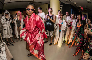 When in Robe: Spa Dance Party at Body by Brooklyn