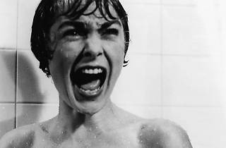 Outdoor cinema 2014: Psycho