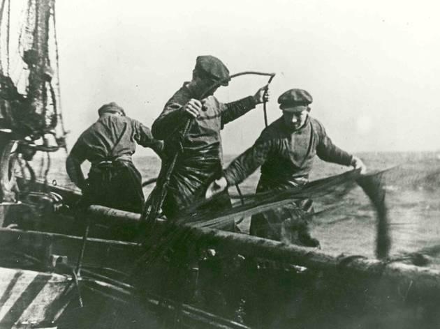 Pescadors a la deriva + Listen to Britain