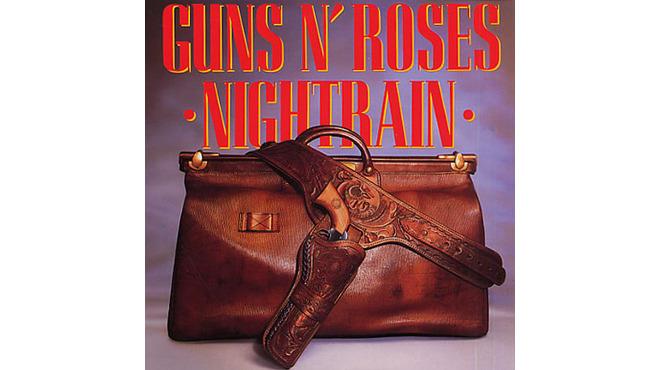 """Nightrain"" by Guns N' Roses"