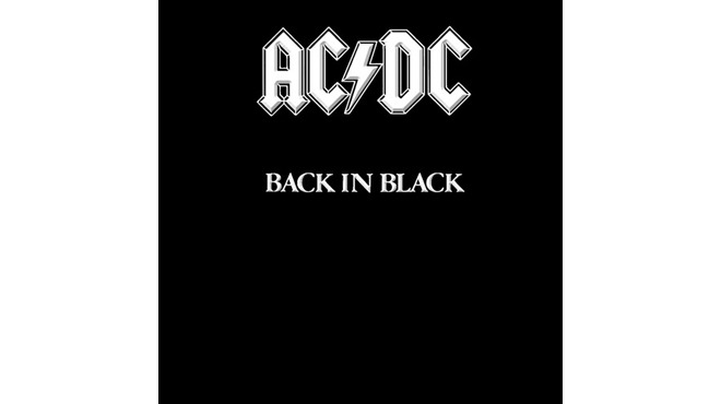 """Have a Drink on Me"" by AC/DC"