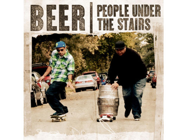 """Beer"" by People Under the Stairs"