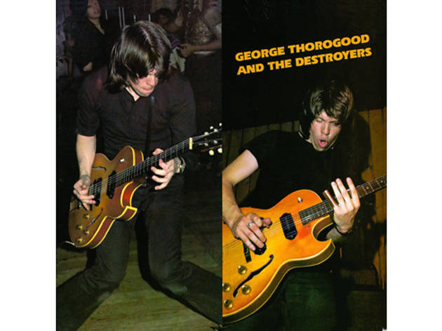 """One Bourbon, One Scotch, One Beer"" by George Thorogood and the Destroyers"