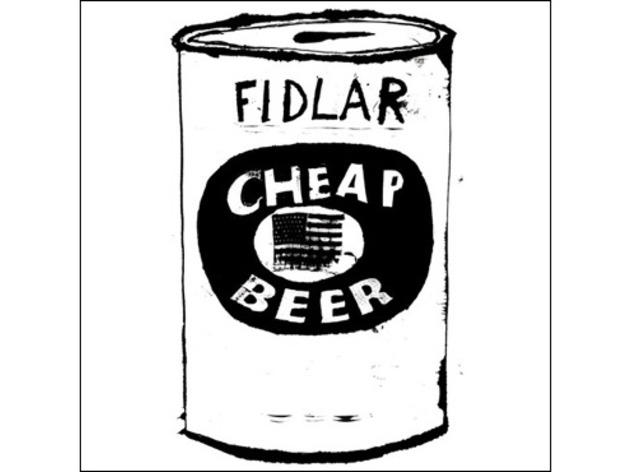 """Cheap Beer"" by FIDLAR"