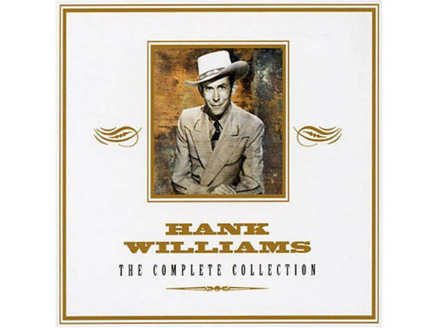 """There's a Tear in My Beer"" by Hank Williams Sr."