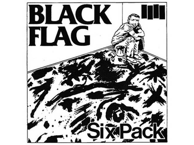 """Six Pack"" by Black Flag"