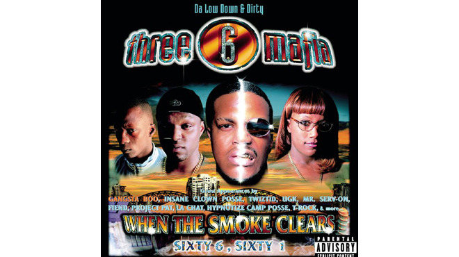 """Sippin' on Some Syrup"" by Three 6 Mafia"