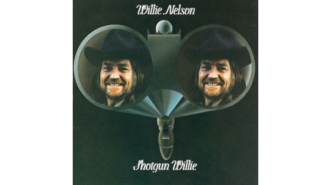 """Whiskey River"" by Willie Nelson"