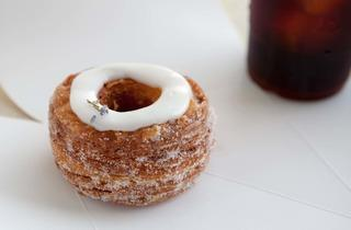 Cronut pop-up at The Grove