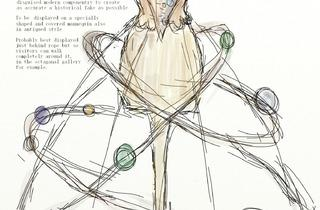 Orrery dress  (© Jema Hewitt)