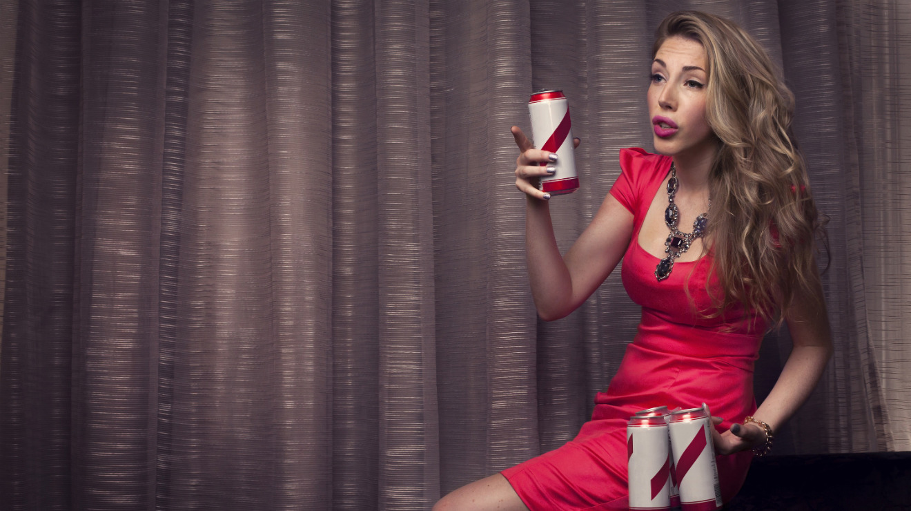 Katherine Ryan – Glam Role Model