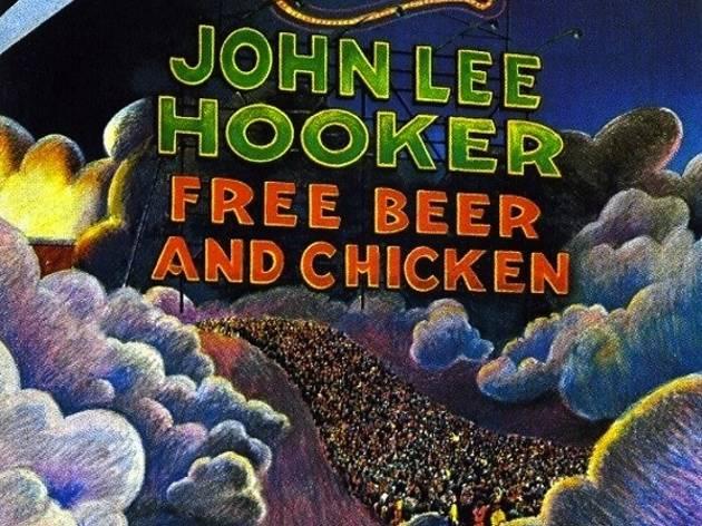 John Lee Hooker chansons bière