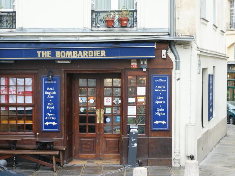 The Bombardier Pub