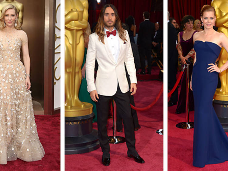 Oscars best- and worst-dressed