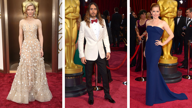 Oscars 2014: Best- and worst-dressed