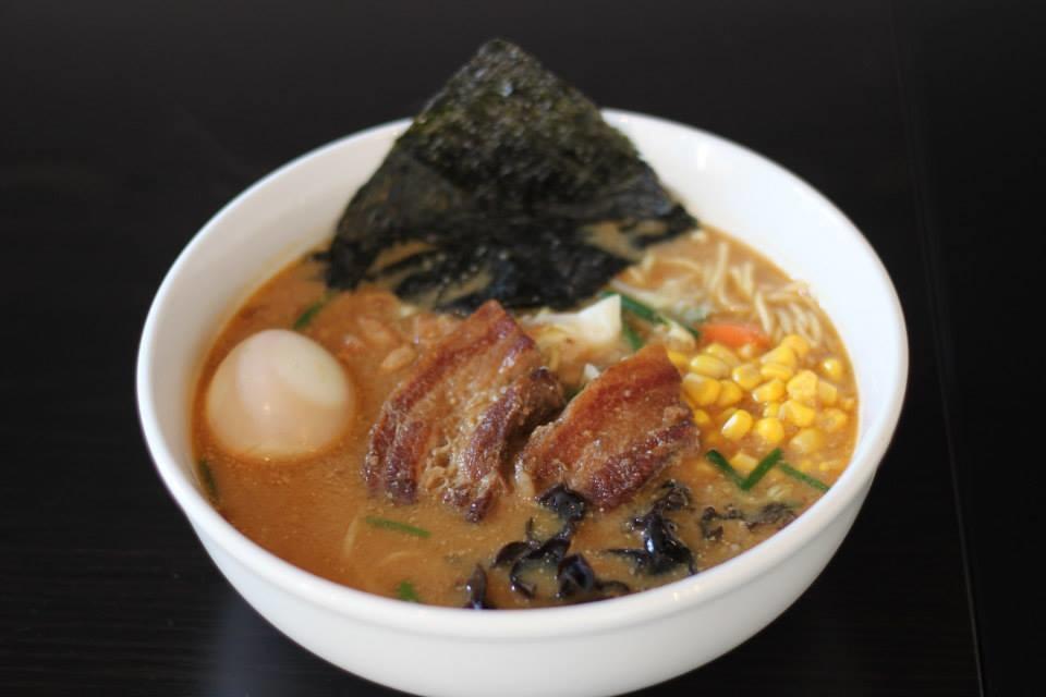 Ramen Can / Samurai Ramen