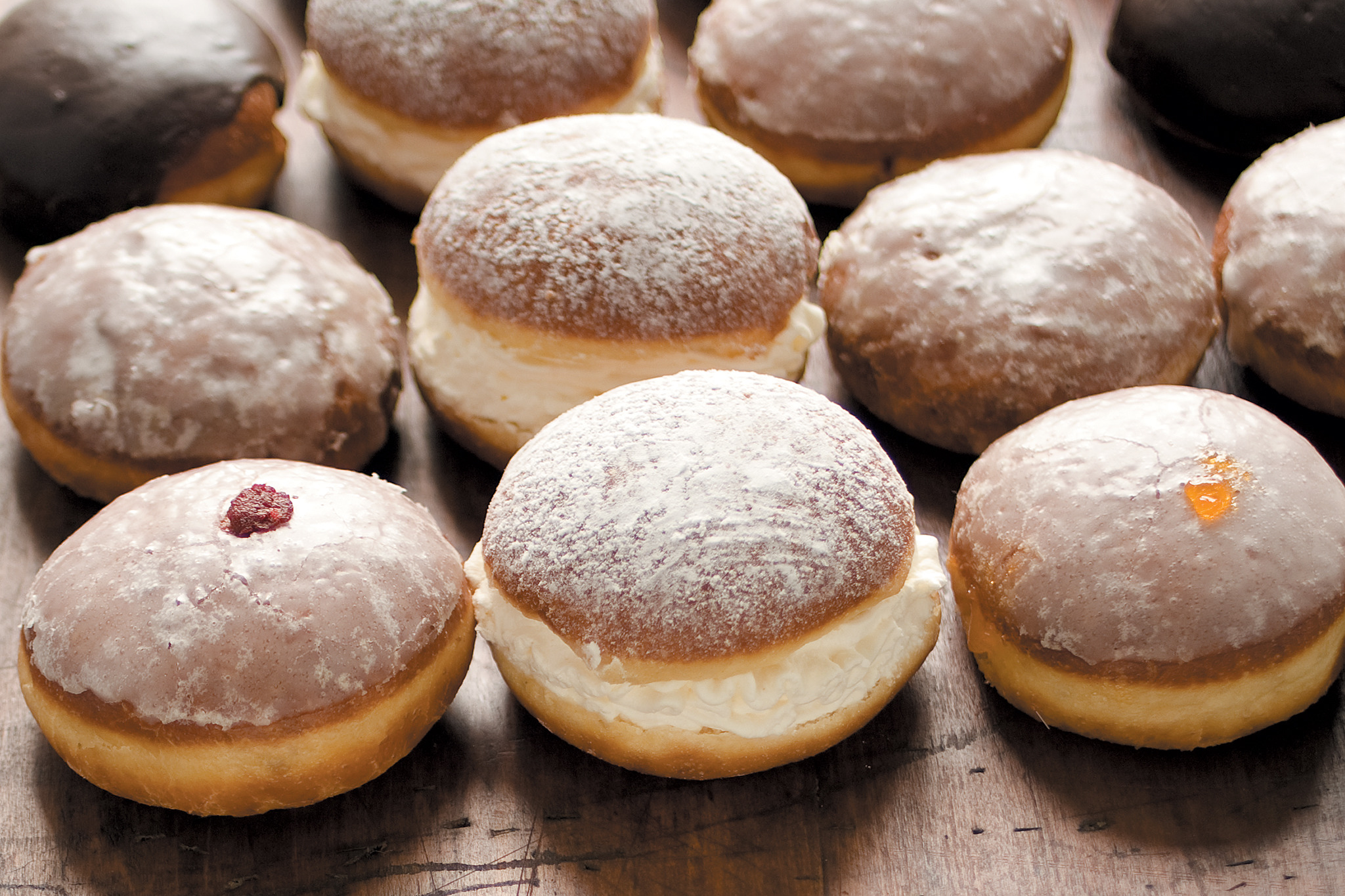 10 places to find paczki