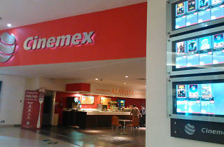Cinemex Clavería