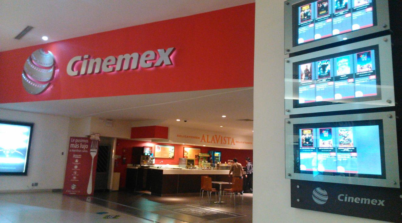 Cinemex Clavería