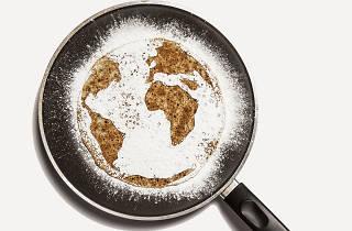 Global pancakes