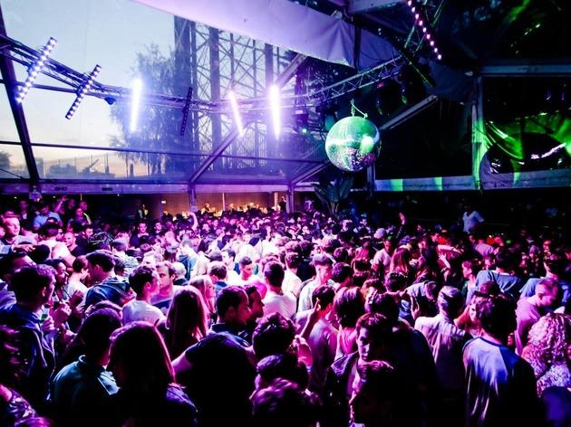 Outdoor parties in london alfresco clubbing time out for London club este