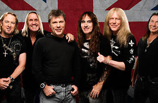 Iron Maiden + Anthrax