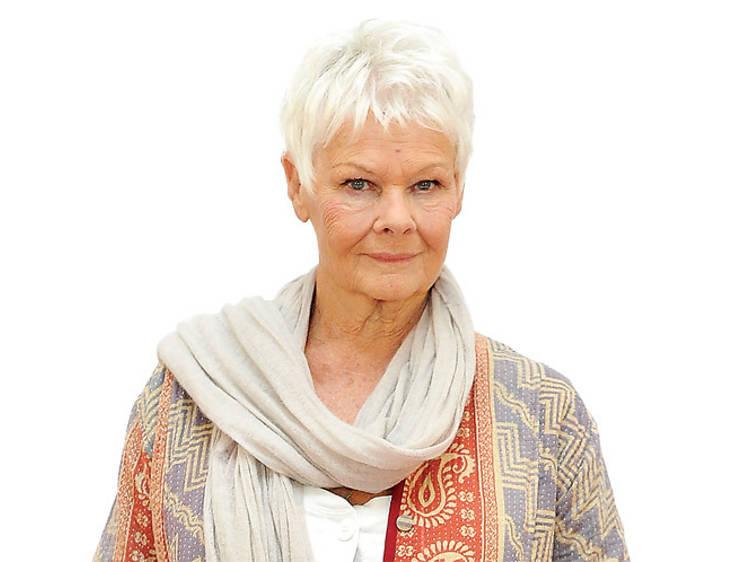Judi Dench, una actriu shakespeariana