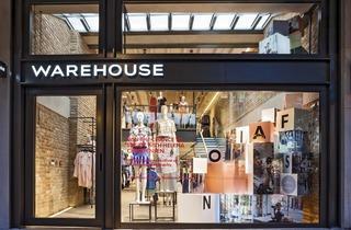 Warehouse Flagship (Adam Parker)