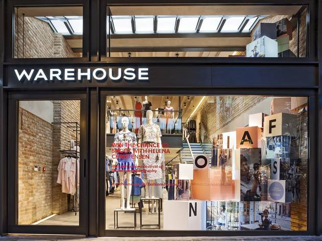 Warehouse Flagship (Adam Parker)