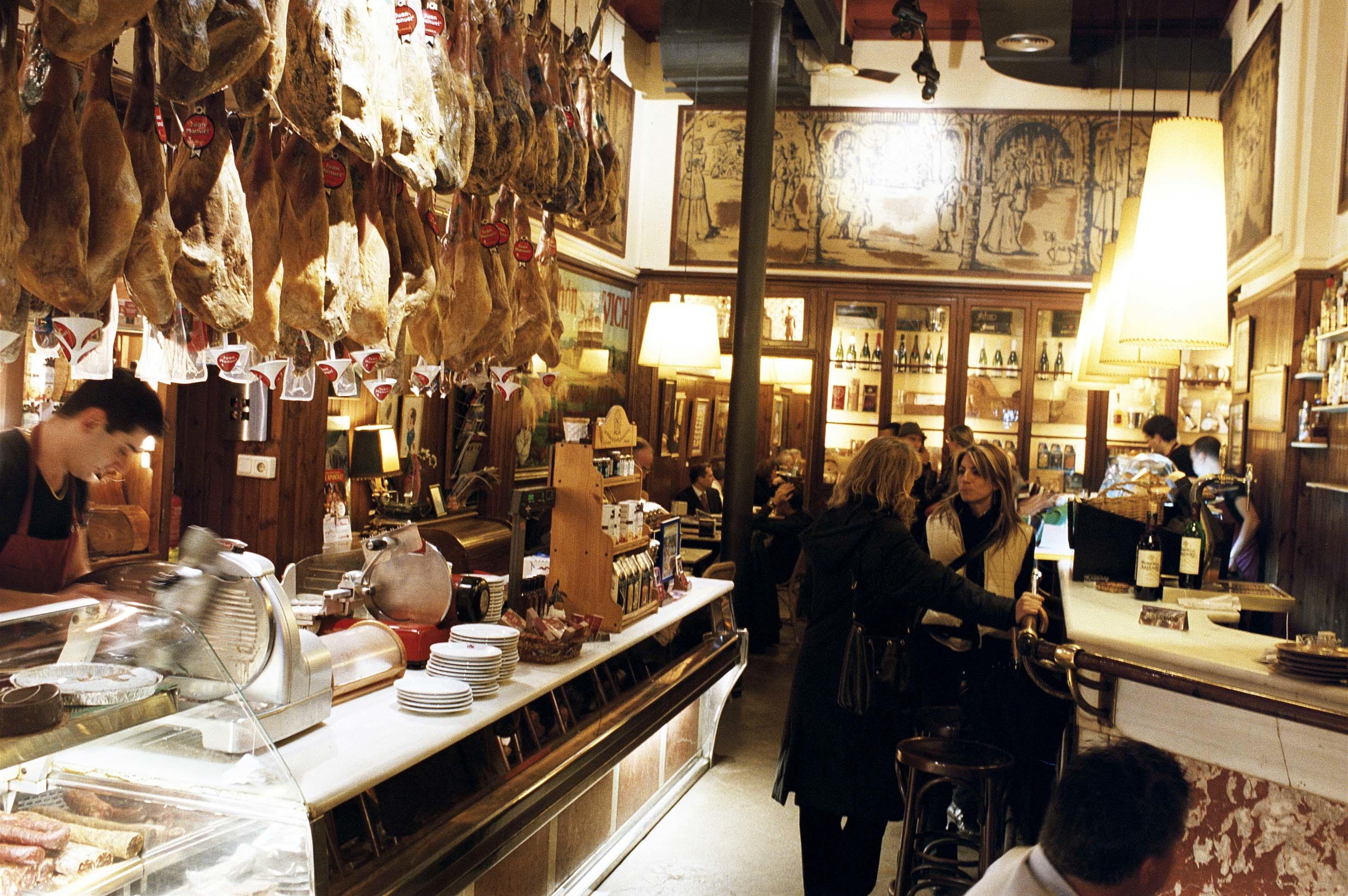 Restaurantes de barcelona para comer a cualquier hora for Los restaurantes mas clandestinos y secretos de barcelona
