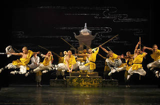 Cirque Shanghai: Warriors