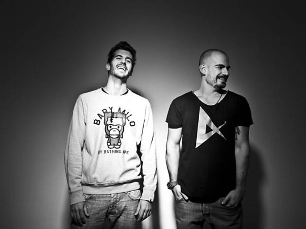 Los Suruba + Alex Pott