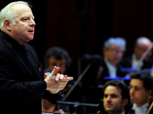 Grant Park Music Festival: Slatkin Conducts Shostakovich