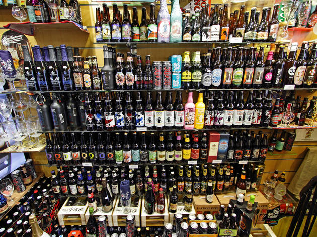 Les caves à bières