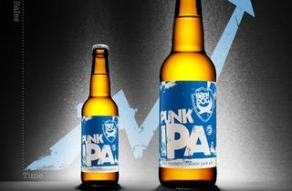Punk IPA de Brew Dog