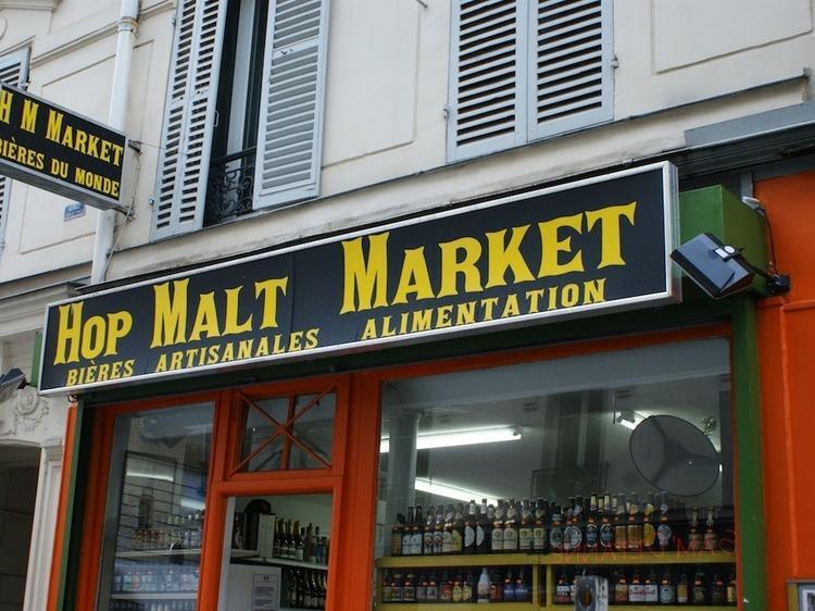 Couche-tard : Hop Malt Market