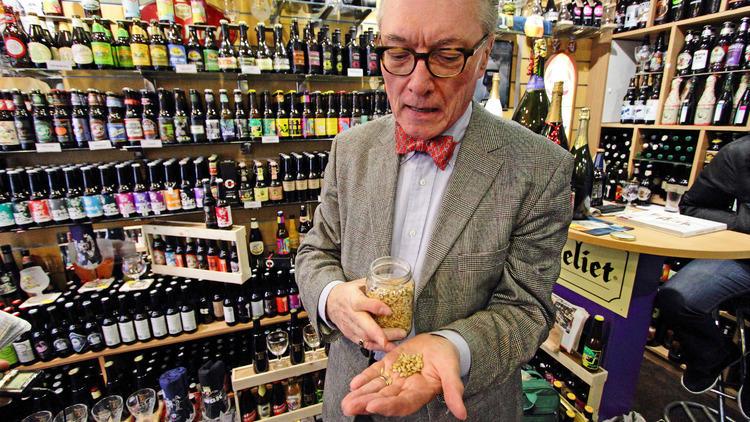 Hervé Marziou portrait Paris Saint Bière