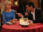 Jenn Lyon and George Lopez in Saint George