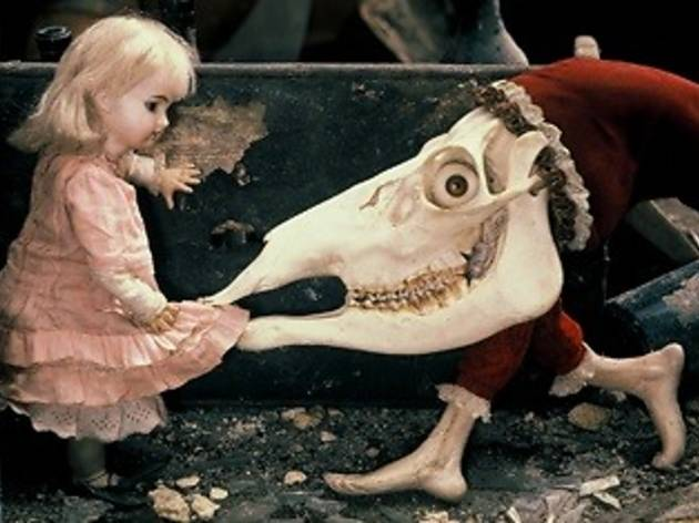 Metamorfosis. Fantastic visions of Starewitch, Švankmajer and the Quay brothers