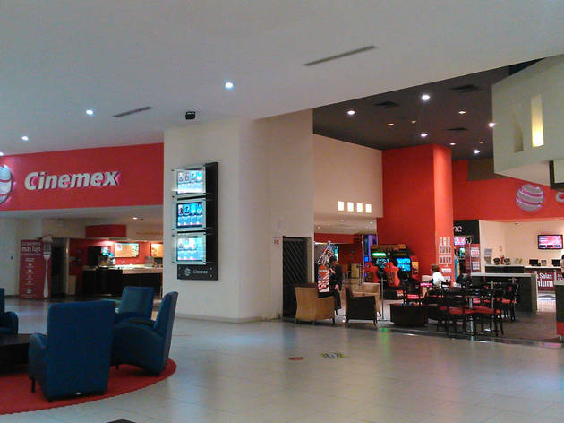 Cinemex Misterios