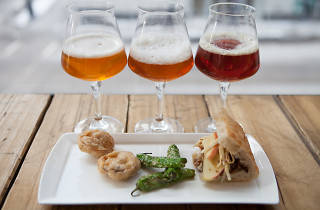 Spring Beer Tasting at Eataly