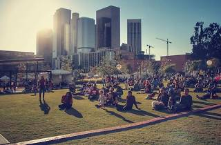Grand Park Downtown Bookfest